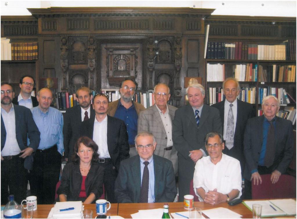 Vorstände aller Leo Baeck Institute 2011